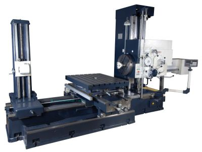 SMARC TX611C HORIZONTAL BORING AND MILLING MACHINE