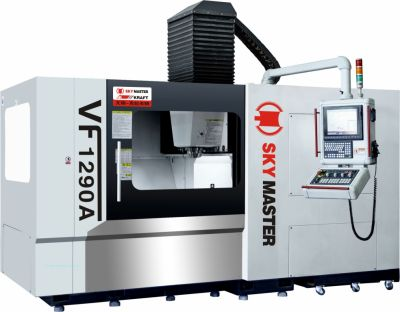KRAFT VF1290A CNC VERTICAL MACHINING CENTERS
