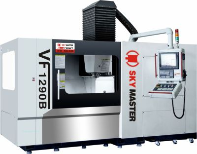SMARC VF1290B BRIDGE TYPE HIGH SPEED VERTİCAL MACHINING CENTERS