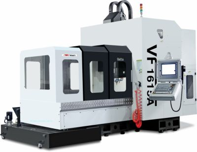 KRAFT VF1615A CNC VERTICAL MACHINING CENTERS