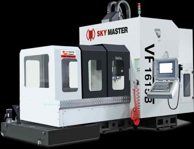 KRAFT VF1615B CNC VERTICAL MACHINING CENTERS